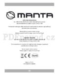 Manta RDI103