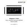 Aligator T702