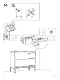 IKEA ENGAN (2 drawers)