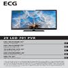 ECG 29 LED 701 PVR