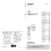 Sony Bravia KDL-22EX3xx