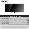 ECG 19 LED 612 PVR