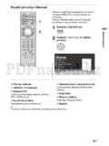 Sony KDL-40EX707