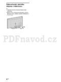 Sony KDL-46/40HX705
